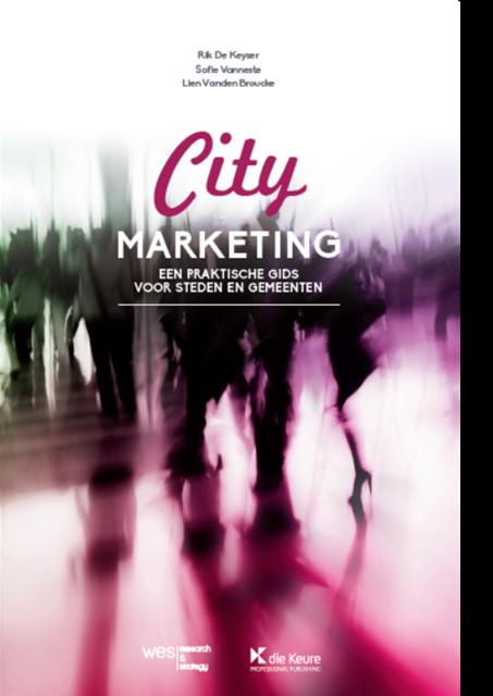 Citymarketing – een praktische gids voor steden en gemeenten