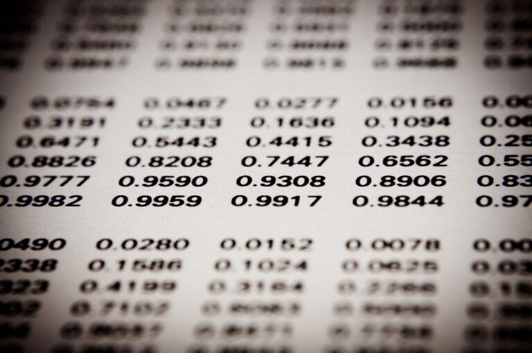 Hoe verslavend kunnen cijfers zijn?