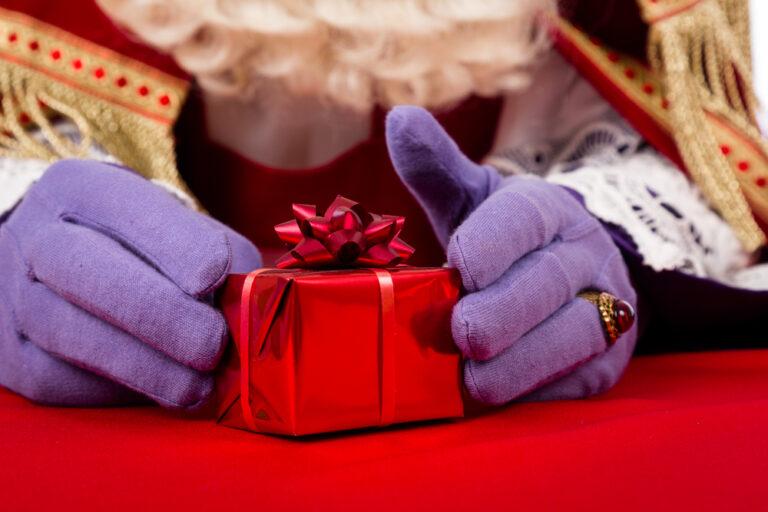 Belgen besteden 350 miljoen euro aan Sinterklaascadeautjes