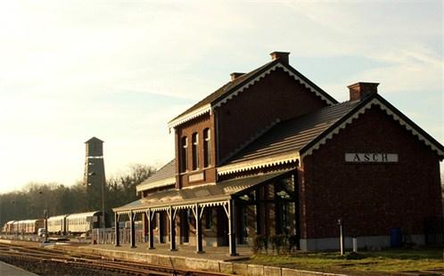 Toeristisch masterplan stationssite As