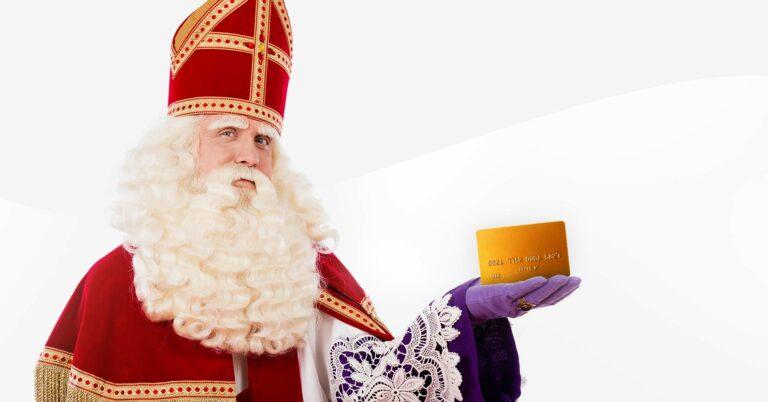 Sint besteedt net geen 400 miljoen euro aan cadeautjes