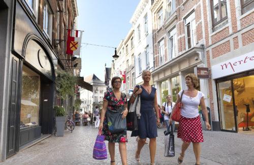 WES werkt aan integraal handelsvestigingsbeleid in Leuven, Gent en Antwerpen