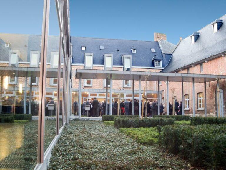 WES mag opnieuw meetinglocaties begeleiden tot Flanders Heritage Venues