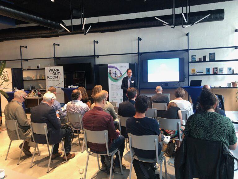 The future of digitalisation in job matching: download de presentatie